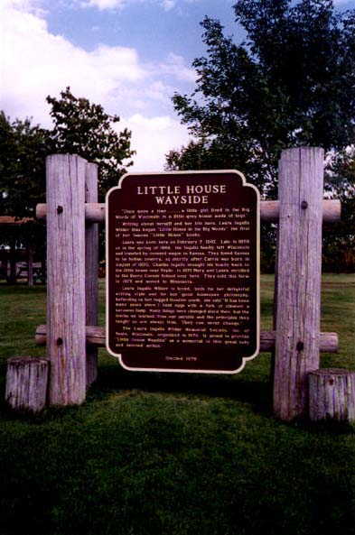 The Wayside sign