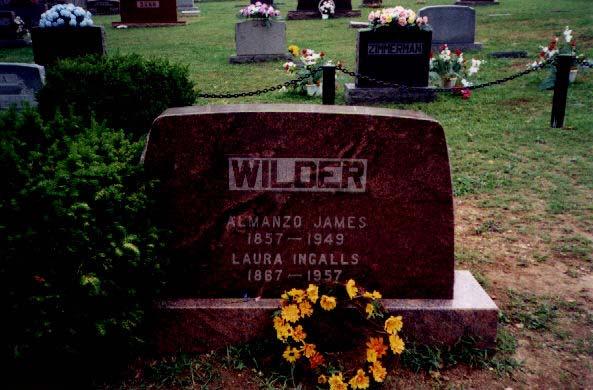 Wilder Family Gravesites