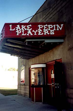 Lake Pepin Players theatre photo